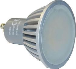 LED žárovka GU10, teplá bílá, 230/5W