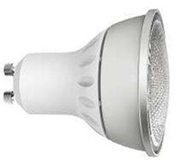 LED žárovka GU10, teple bílá, 230V/4,5W