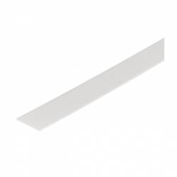 Krycí plast, difuzor mlečný (satin) k Alu lištám pro LED pásky