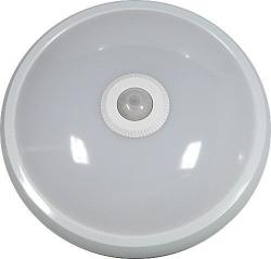 Stropní světlo LED s pohybovým čidlem ST77A, 230V/12W , se zálož