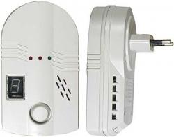 Alarm pro LPG, zemní a svítiplyn detektor