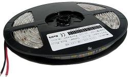 LED pásek 12V 10mm RGB, 60xLED5050/m, IP20, cívka 5m