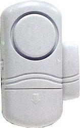 Dveřní alarm s magnetem, siréna 105dB/m
