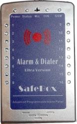 Bezdrátový GSM alarm S160 - SafeBox